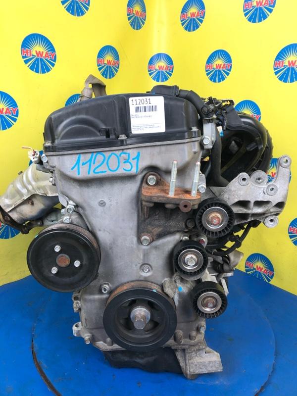 Двигатель Mmc Delica D:5 CV5W 4B12