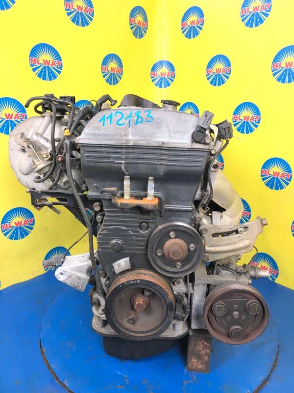 Двигатель Mazda Capella GF8P FP-DE
