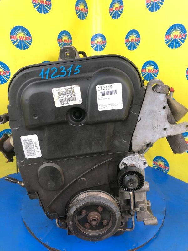 Двигатель Volvo V70 SW B5244S