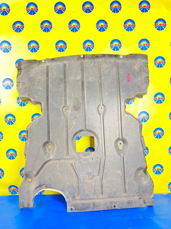 Защита двс Bmw 116I E87 N45B16A 2007
