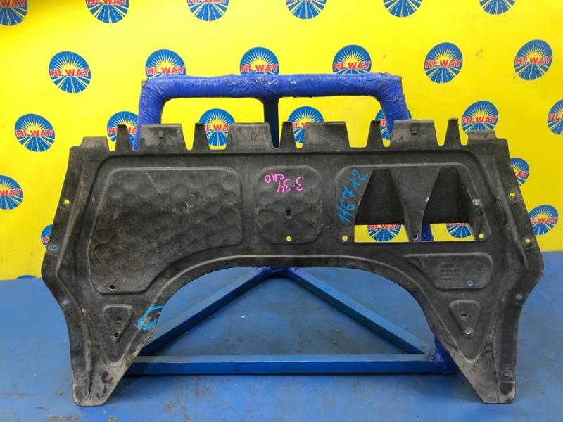 Защита двс Volkswagen Jetta 1K2 BLG 2005 передняя нижняя