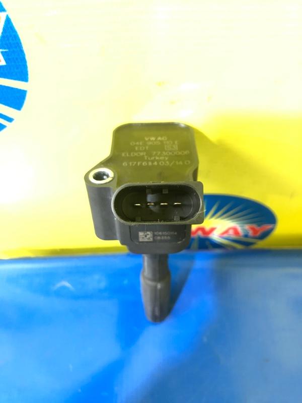 Катушка зажигания Volkswagen Polo 6R1 CJZC 2014