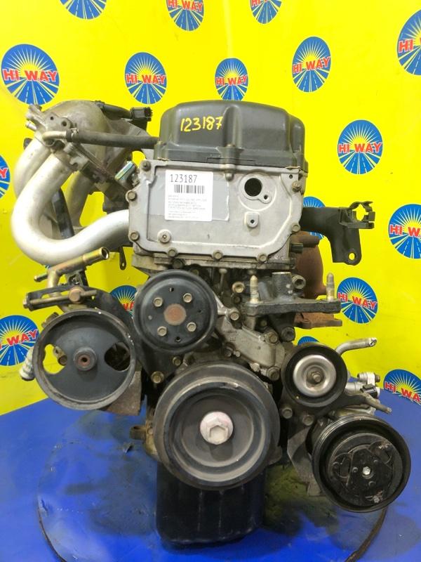 Двигатель Nissan Ad VFY11 QG13DE 1999