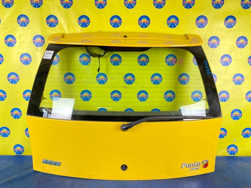 Дверь задняя Fiat Punto 188 1999 задняя