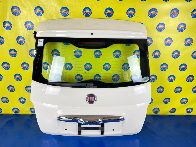 Дверь задняя Fiat 500 312 2007