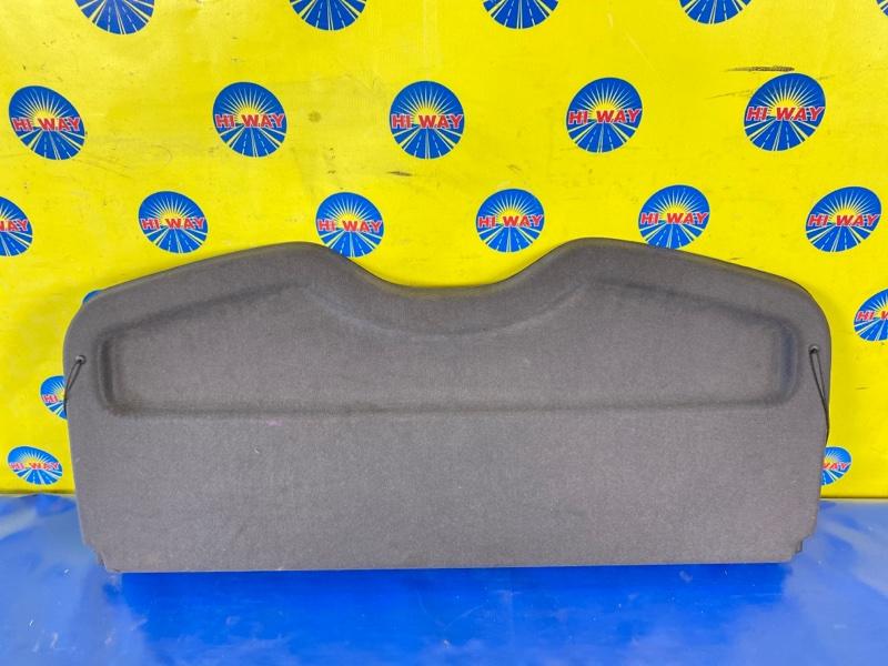Полка багажника Renault Clio BR02 K4M801 05.2005 задняя