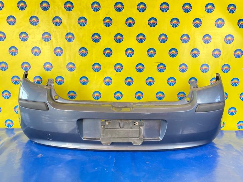 Бампер Renault Clio BR02 K4M801 05.2005 задний