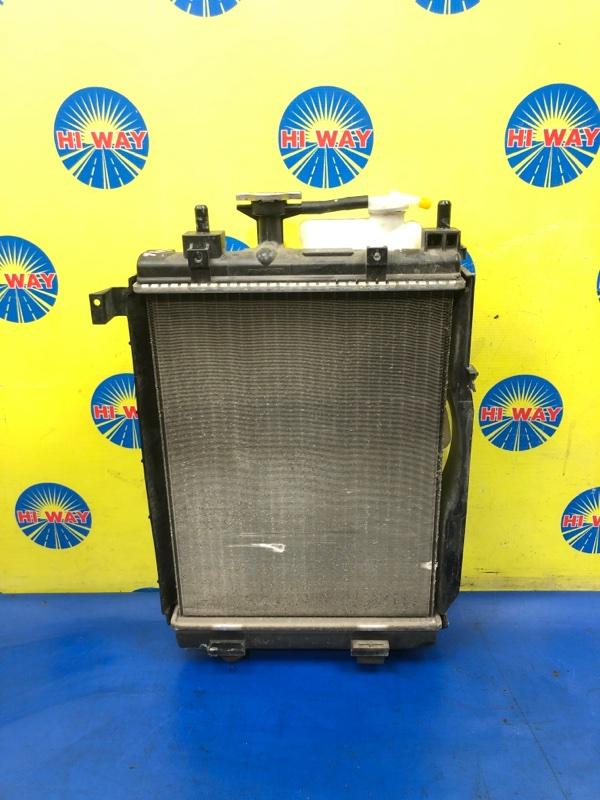 Радиатор двс Daihatsu Wake LA700S KF-VE 2010