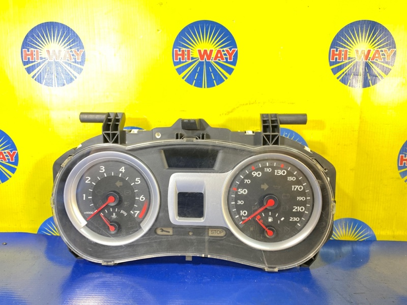 Комбинация приборов Renault Clio BR0B K4M801 2006