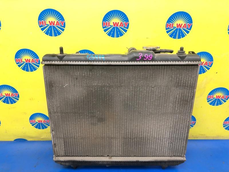Радиатор двс Daihatsu Terios J111G EF-DEM 1999