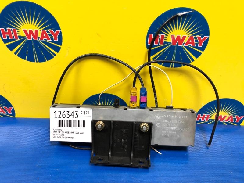 Усилитель Bmw Z4 E85 N52B30AF 2006