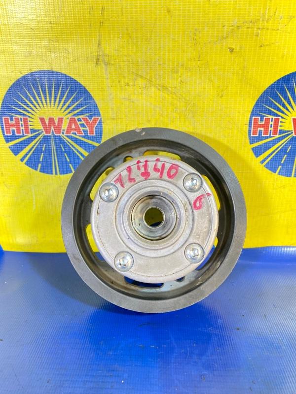 Механизм изменения фаз грм Renault Clio BR0B K4M801 2006