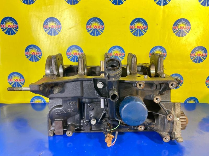 Блок двигателя Renault Clio BR0B K4M801 2006