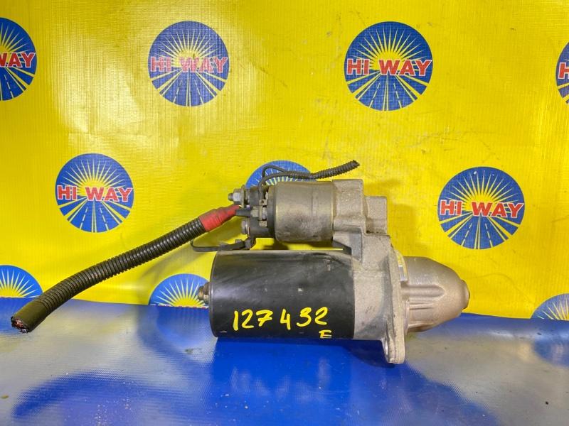 Стартер Bmw 318I E46 N46B20A 2005