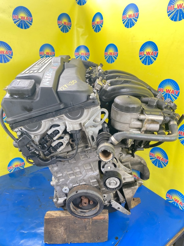 Двигатель Bmw 318I E46 N46B20A 2005
