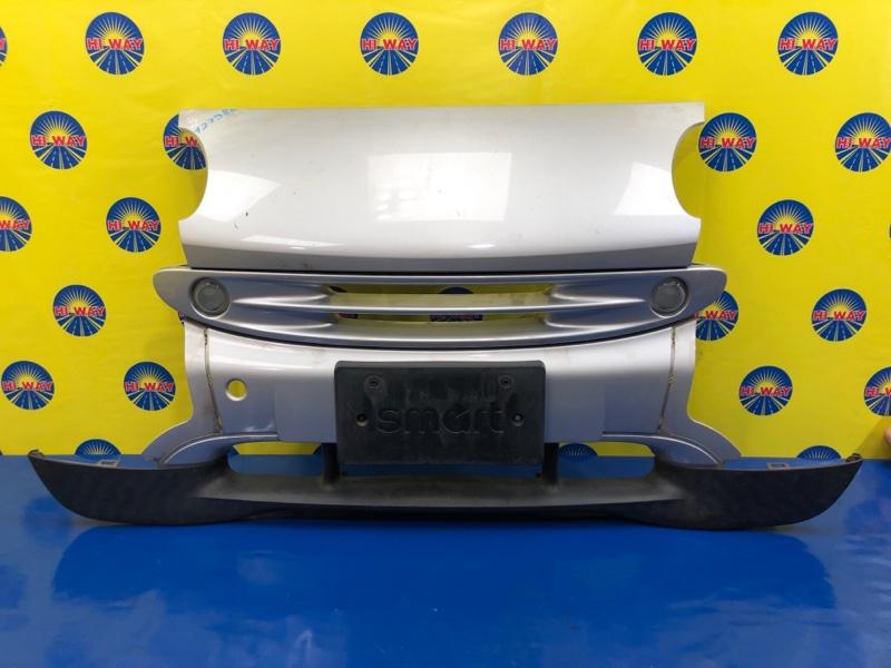 Бампер Smart Fortwo W450 M160920 2003 передний