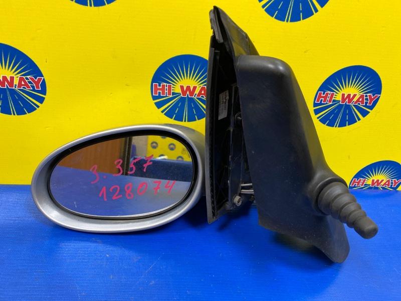 Зеркало боковое Smart Fortwo W450 M160920 2003 переднее левое