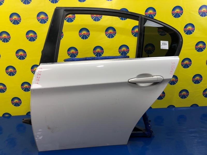 Дверь боковая Bmw 320I E90 N52B25A 2004 задняя левая