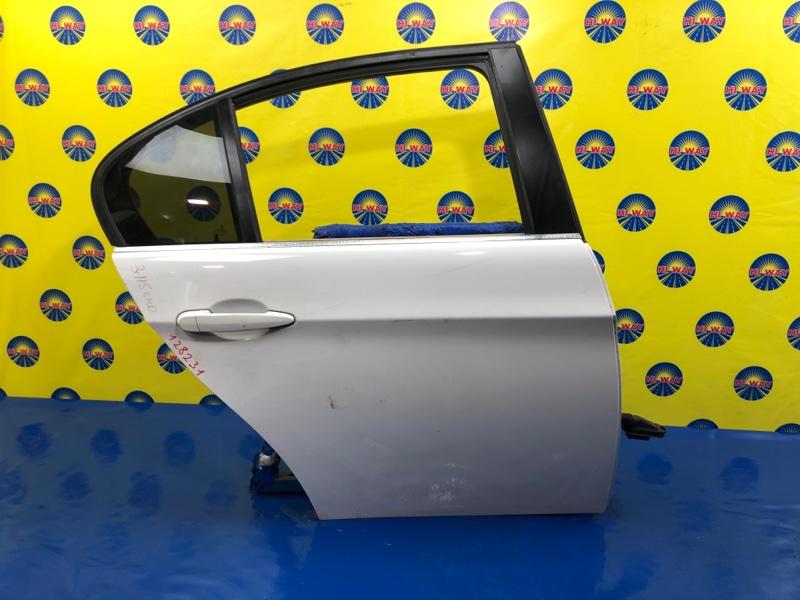 Дверь боковая Bmw 320I E90 N52B25A 2004 задняя правая