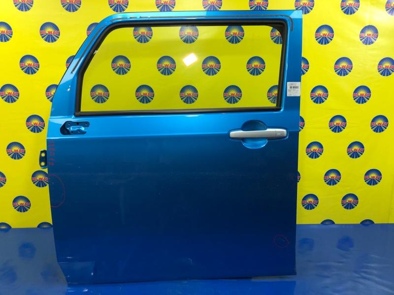 Дверь боковая Daihatsu Taft LA900S KF 2020 передняя левая