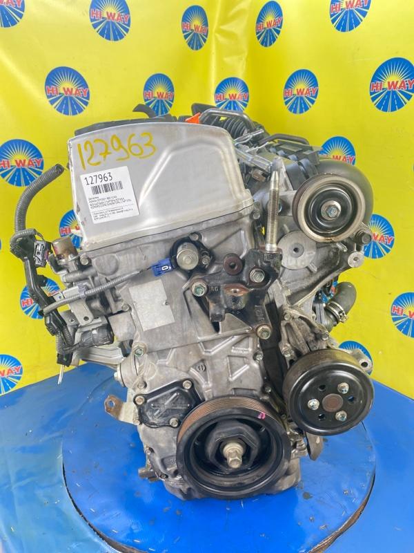 Двигатель Honda Odyssey RB3 K24A