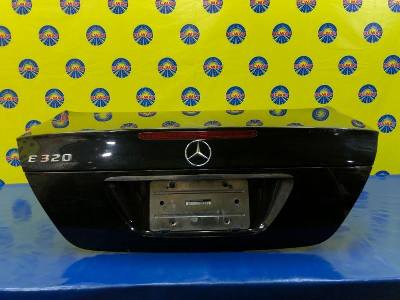 Крышка багажника Mercedes-Benz E320 W211 112.949 2002