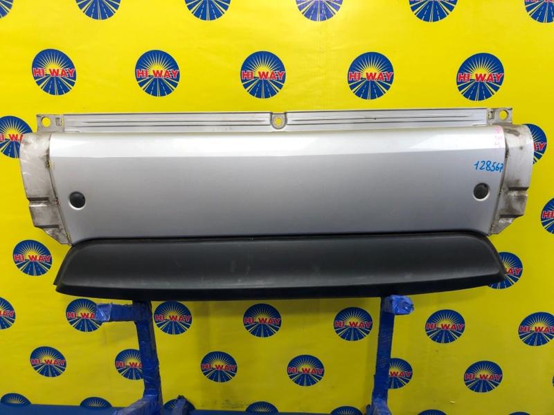 Бампер Smart Fortwo W450 M160920 2003 задний