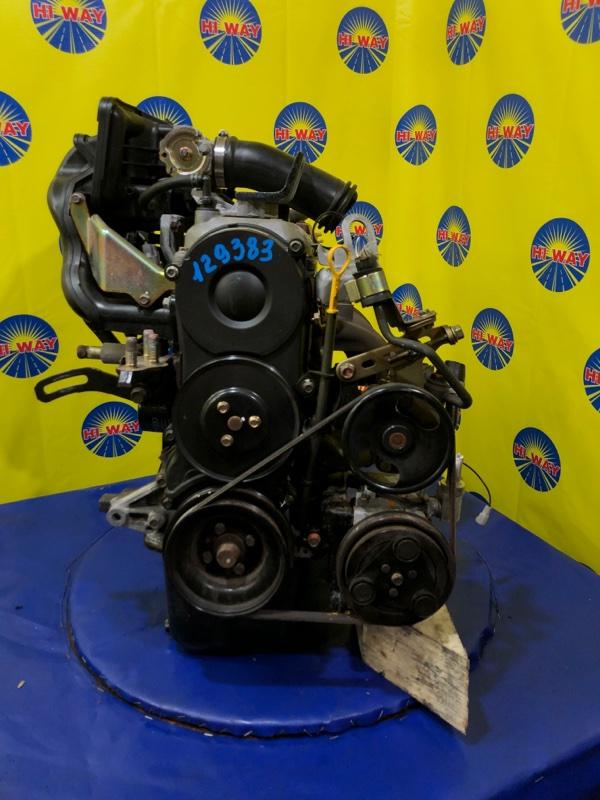Двигатель Mazda Demio DW3W B3 1999