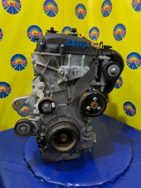 Двигатель Mazda Atenza GH5WF L5-VE 2007