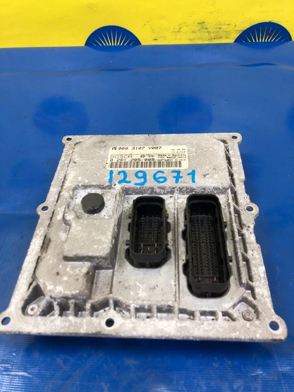 Блок управления двс Smart City C450 160.910 1998