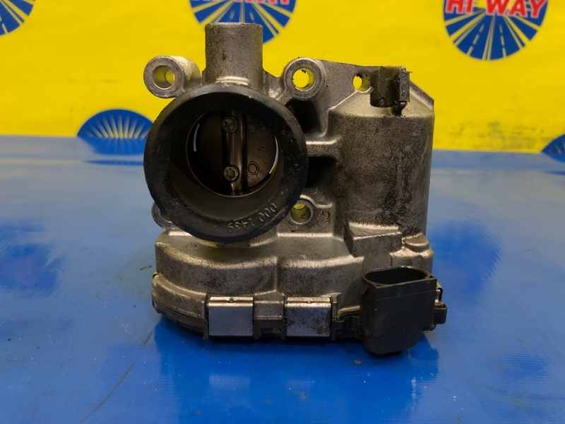 Заслонка дроссельная Smart Fortwo W450 M160920 2003