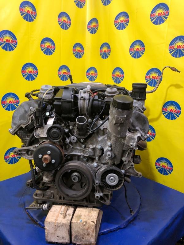 Двигатель Mercedes-Benz E320 W211 112.949 2002
