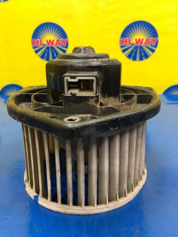 Моторчик печки Mmc Minicab U41T 3G83 1991