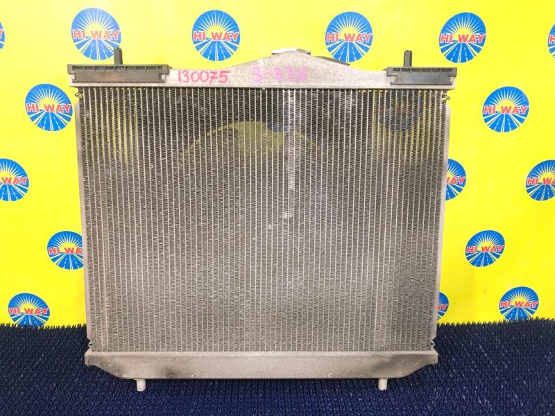 Радиатор двс Daihatsu Terios Kid J131G EF-DEM 1998