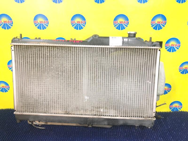 Радиатор двс Subaru Exiga YA5