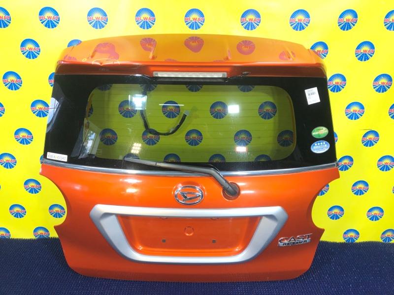 Дверь задняя Daihatsu Cast LA250S 2015