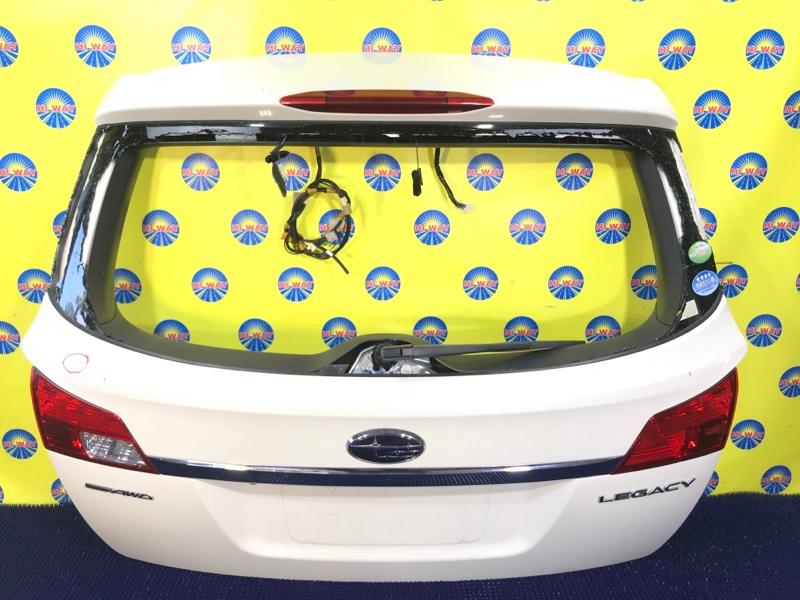 Дверь задняя Subaru Outback BR9 2009