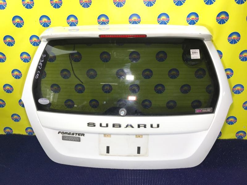 Дверь задняя Subaru Forester SG5 EJ205 2002