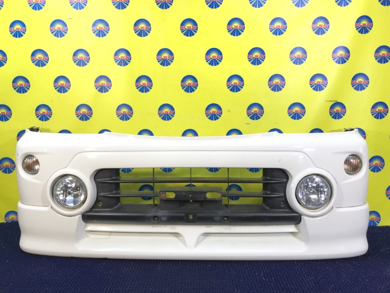 Бампер Daihatsu Terios Kid J131G EF-DEM 2000 передний