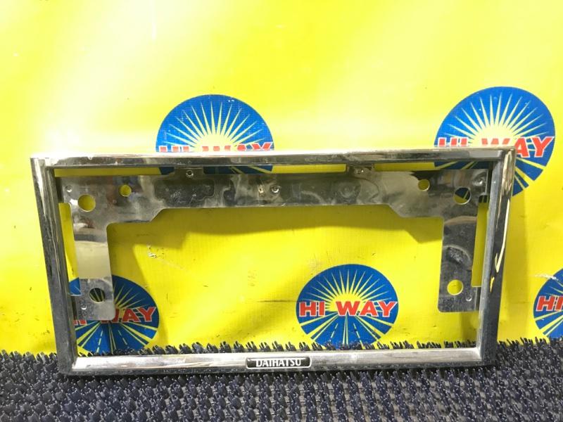 Рамка для номера Daihatsu