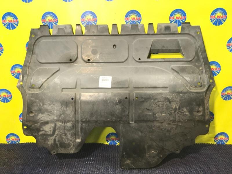 Защита двс Volkswagen Polo 9N BTS 2007