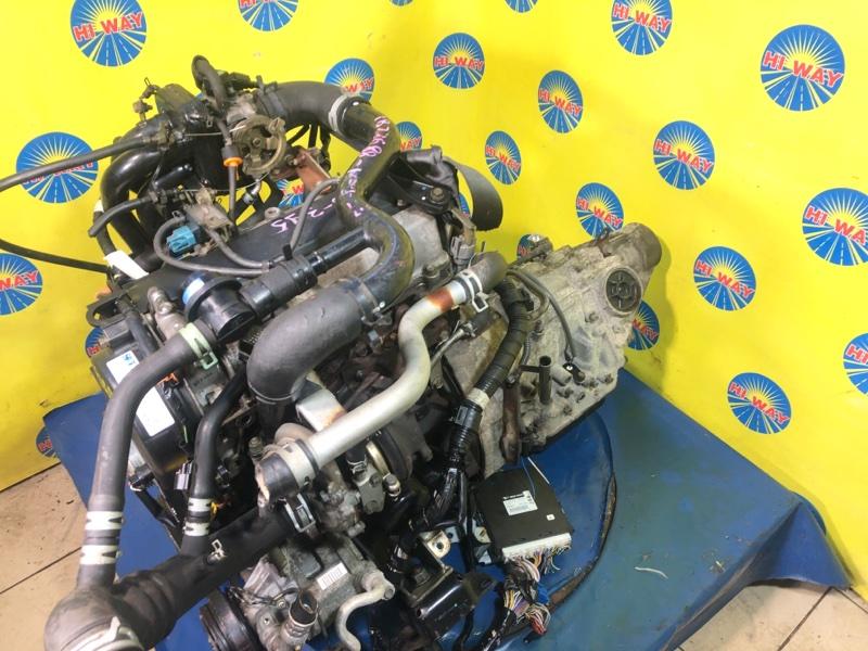 Двигатель Daihatsu Terios Kid J131G EF-DEM 2004