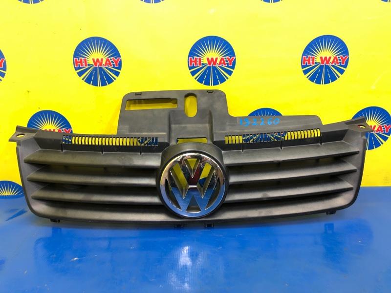 Решетка радиатора Volkswagen Polo 9N3 BMD 2005