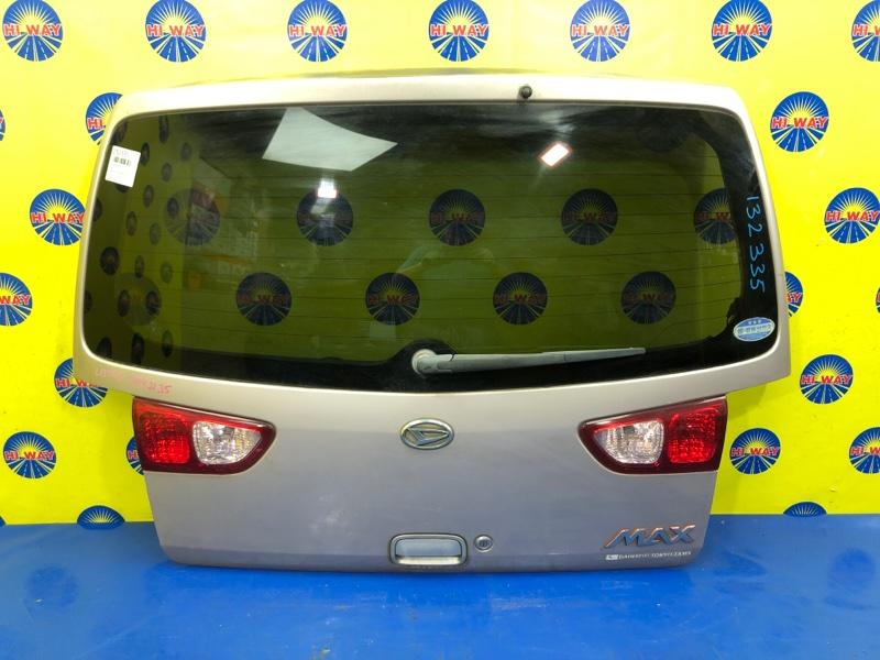 Дверь задняя Daihatsu Max L950S EF-VE 2001 задняя