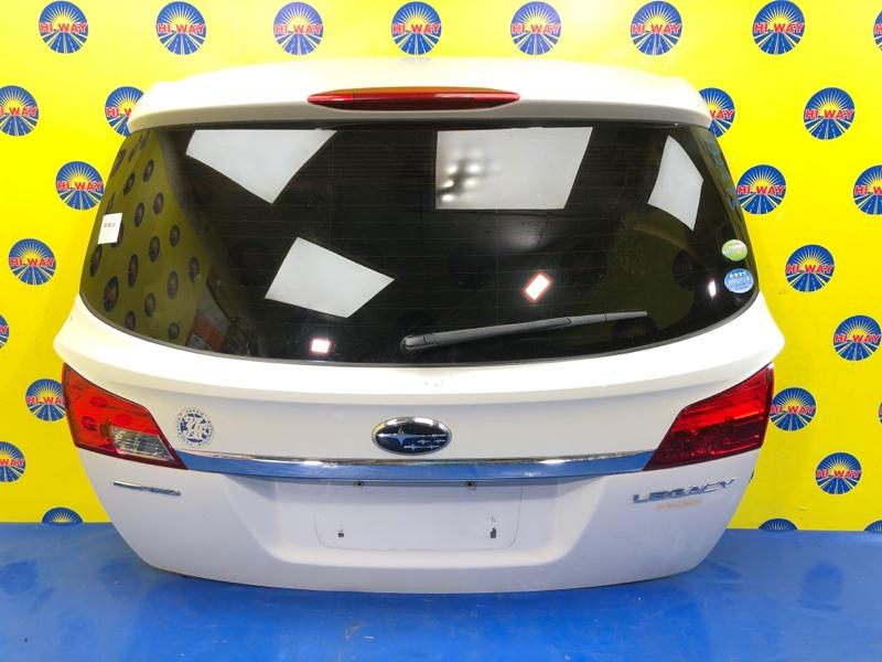 Дверь задняя Subaru Legacy BR9 EJ25 2009 задняя