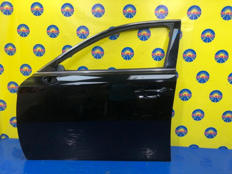 Дверь боковая Lexus Is250 GSE20 4GR-FSE 2005 передняя левая