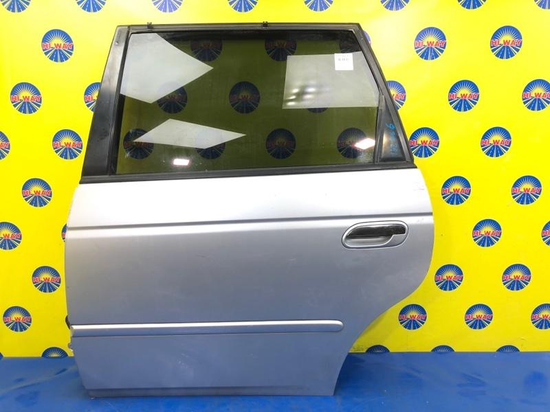 Дверь боковая Honda Odyssey RA6 F23A 1999 задняя левая