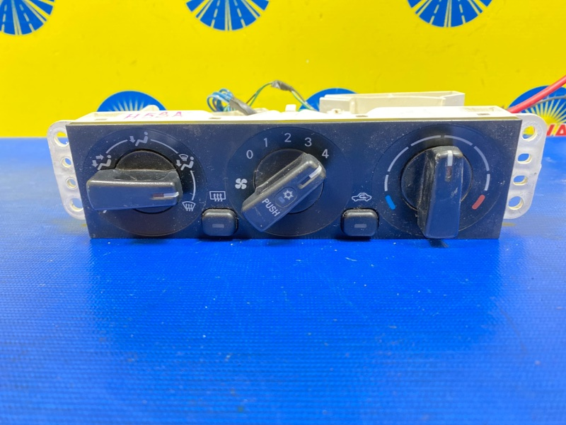 Блок управления климат-контролем Mmc Pajero Mini H53A 4A30 1998