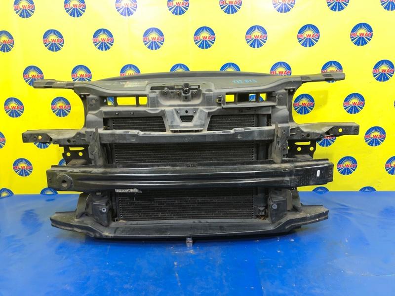 Рамка радиатора Volkswagen Touran 1T1 BGU 2003 передняя