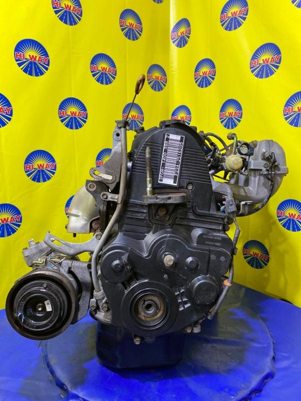 Двигатель Honda Odyssey RA6 F23A 1999